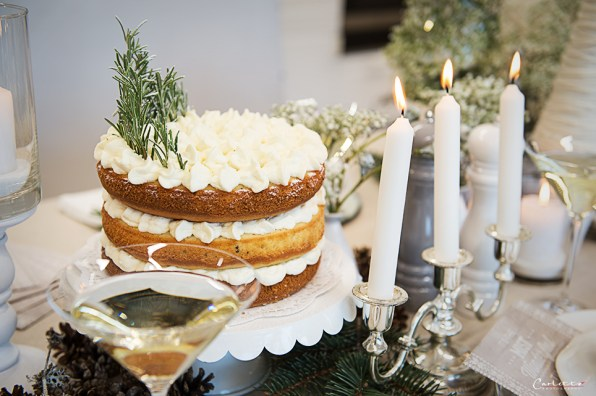 nakec cake winter wonderland