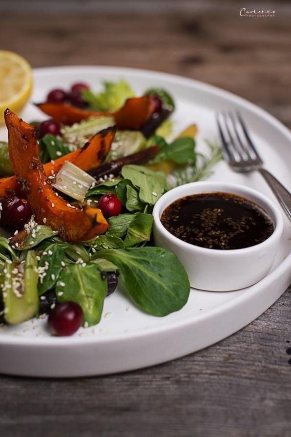 wintergemüse salat