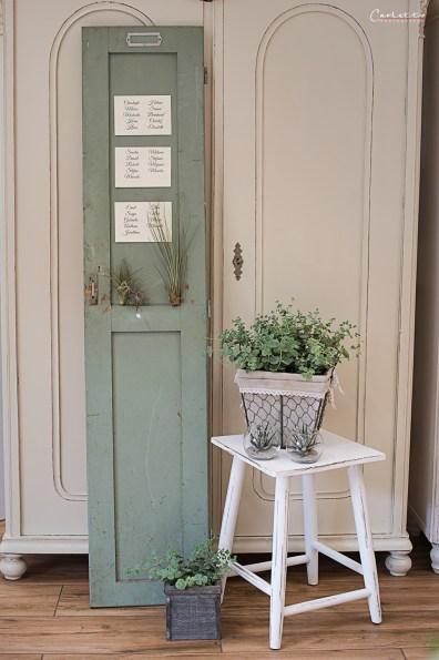 greenery styletisch