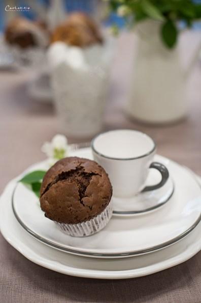 muffins zweierlei