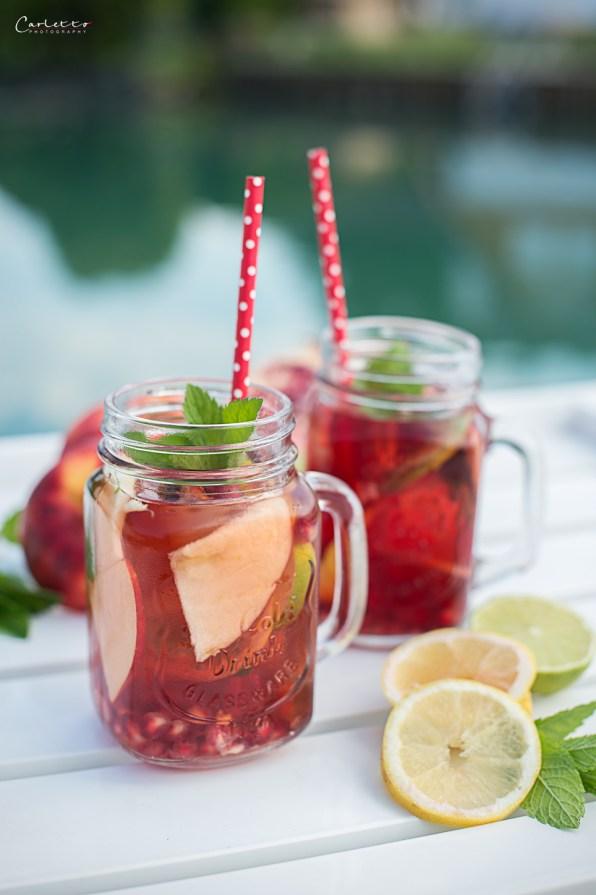 red ice tea