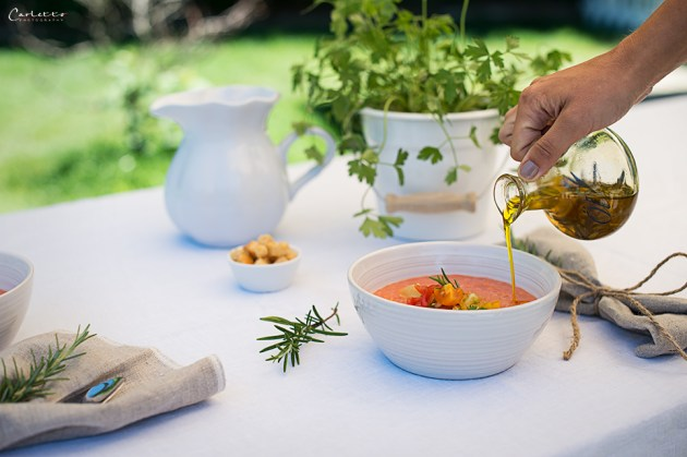 Gemüsegazpacho