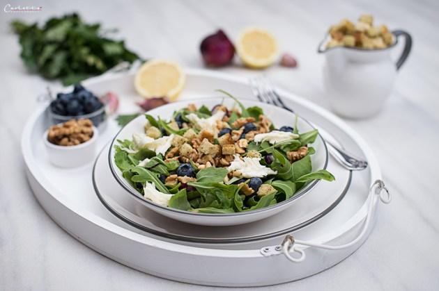 beeren salat