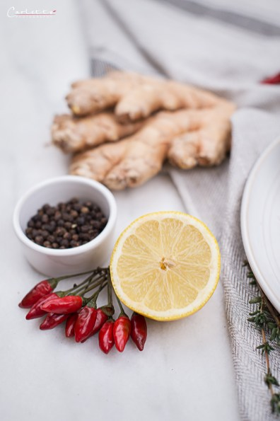 Riesengarnelen, Basmati Reis & kreolische Sauce