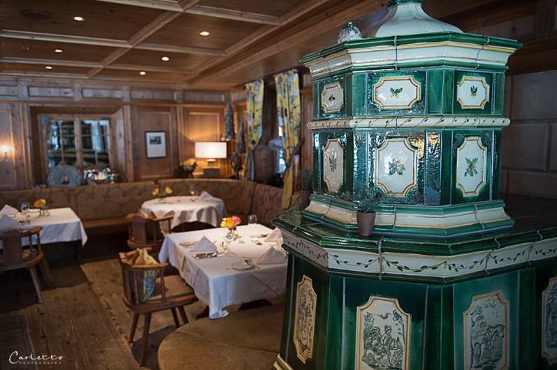 Hotel Post Lermoos Speisesaal