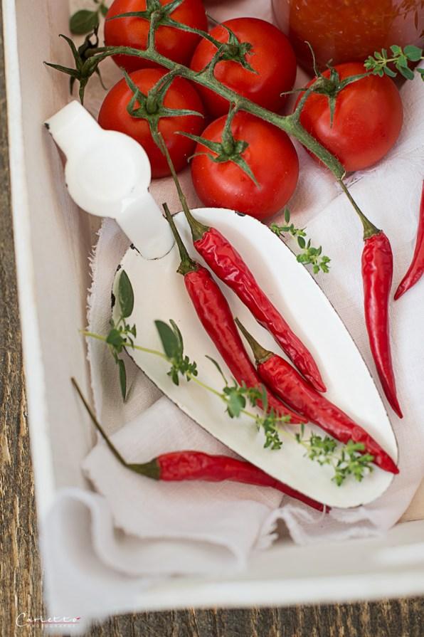 Tomaten Chili Chutney