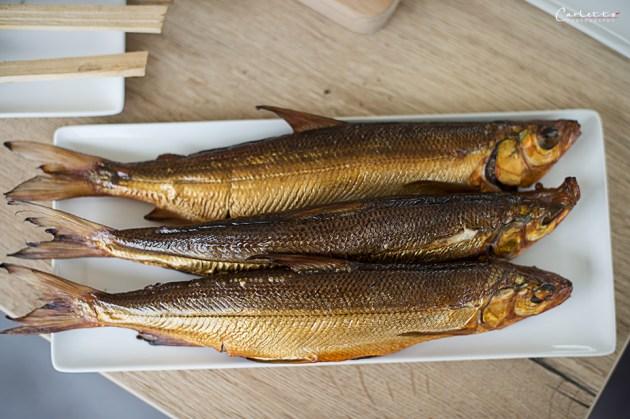 Fisch & Pasta in Gmunden
