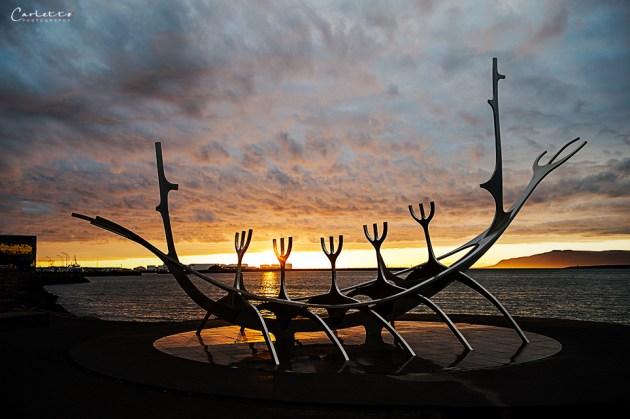 Island Sonnenuntergang_7947