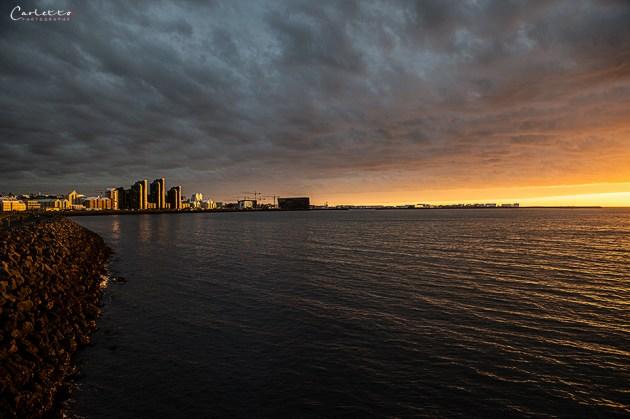 Island Sonnenuntergang_7960