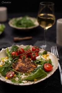 Thunfisch Zucchini Laibchen