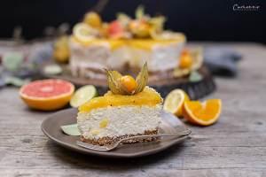 Mango Kokos Torte