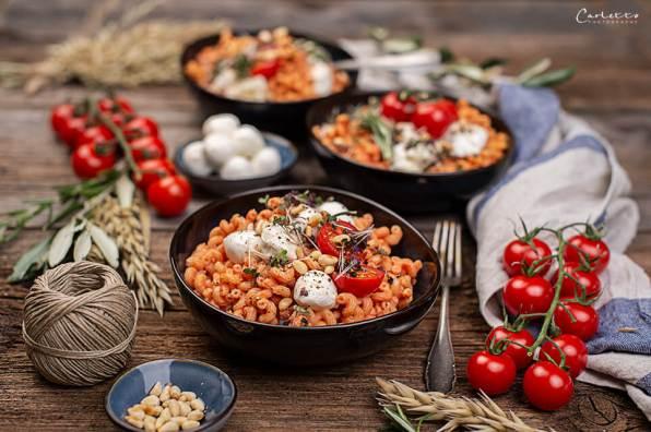 Nudeln mit Tomaten Ricotta Sauce_0635
