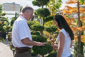 Cooking Catrin im Gespräch mit Gartenplaner Rudolf Kropfitsch