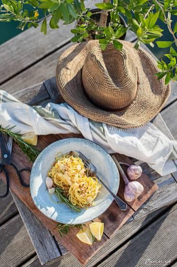 Spaghetti Aglio e Olio_8134
