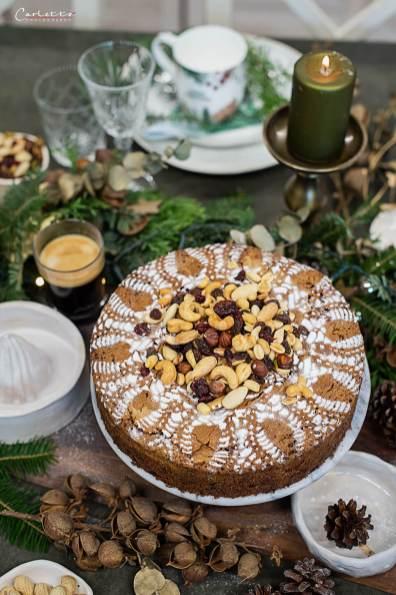 Kaffee Weihnachtsfrüchtekuchen_6190