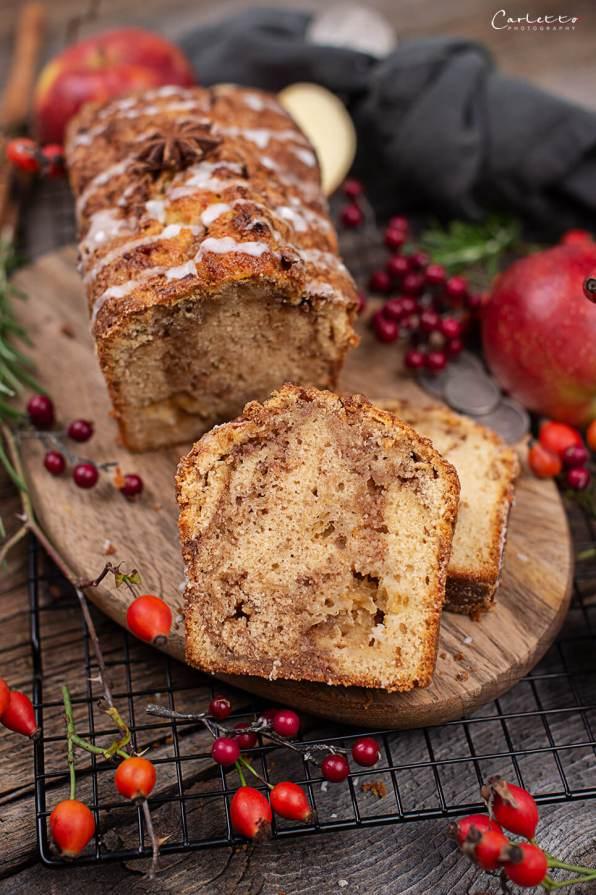 Apfel Zimt Brot_8366