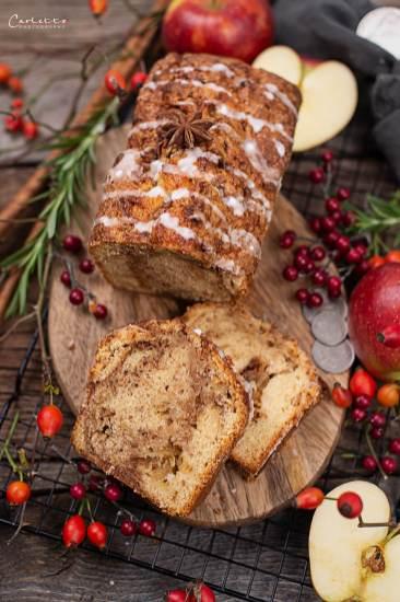 Apfel Zimt Brot_8373