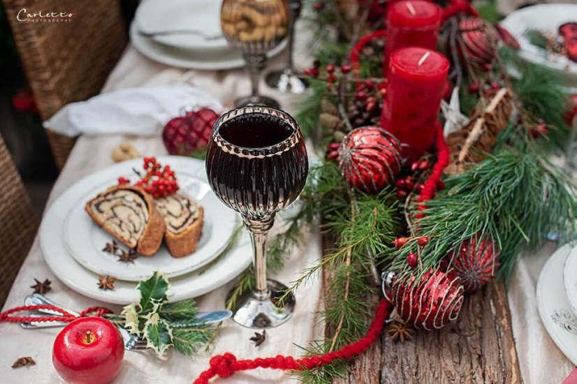 Weihnachtlicher Nusskranz_9747