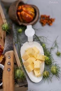 Bergtillsitter, Roulade mit Käse