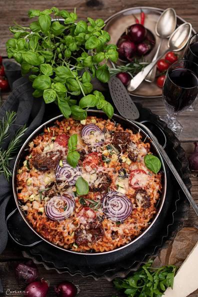 Pizza Nudel Auflauf_3560