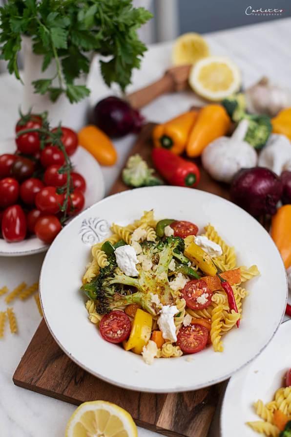 Nudel mit Curry Gemüse_0593