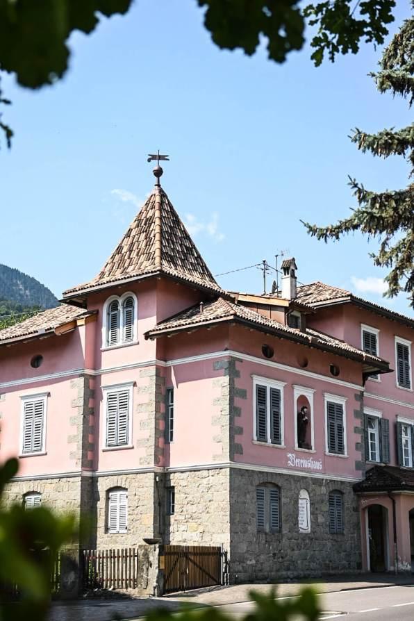 Südtirol Lana Stadt_8163
