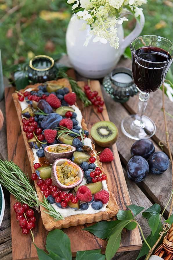 Picknick Früchte Tarte_7378