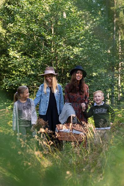 Herbstpicknick im Wald_4725