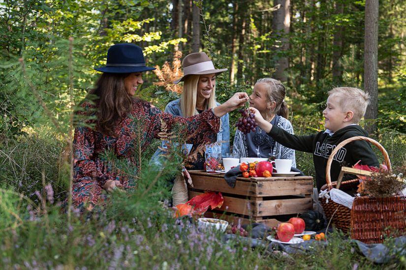 Herbstpicknick im Wald_4776