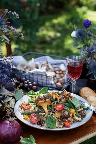 Quinoa Salat mit Gemüse_0509