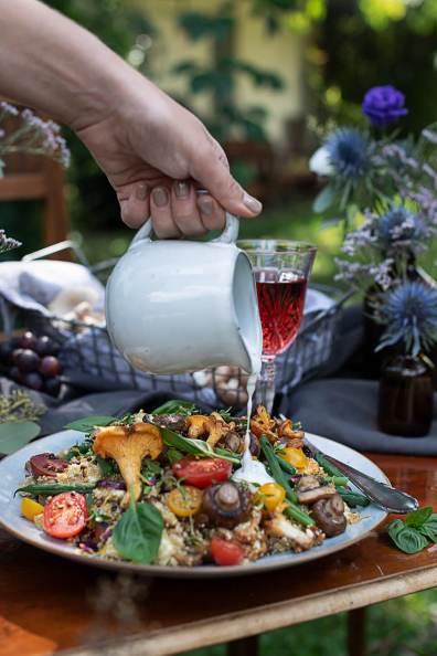 Quinoa Salat mit Gemüse_0584