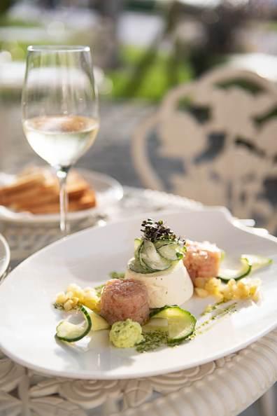 Tartar Lachs Stiftsrestaurant allegro_9407