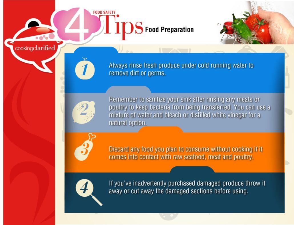 Safe Food Prep Tips To Keep Your Kitchen Safe Amp Healthy