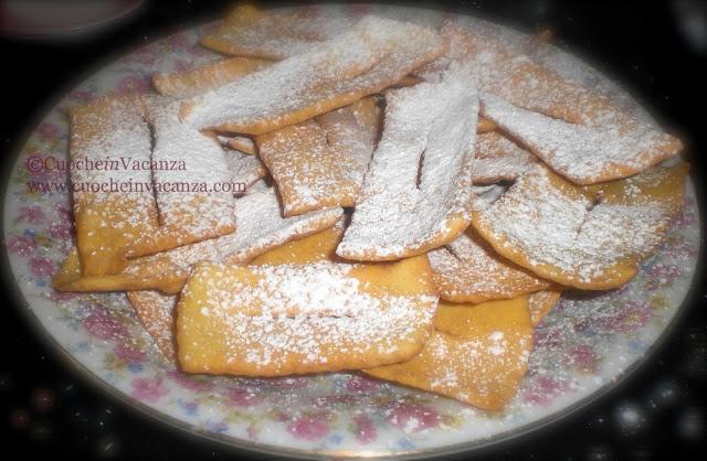 carnival fried dough cenci