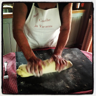 how making gnocchi in tuscany