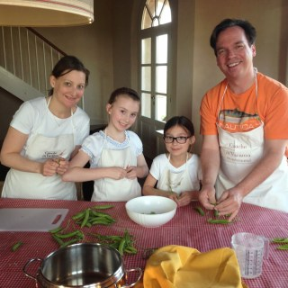vegetarina cooking classes in tuscany