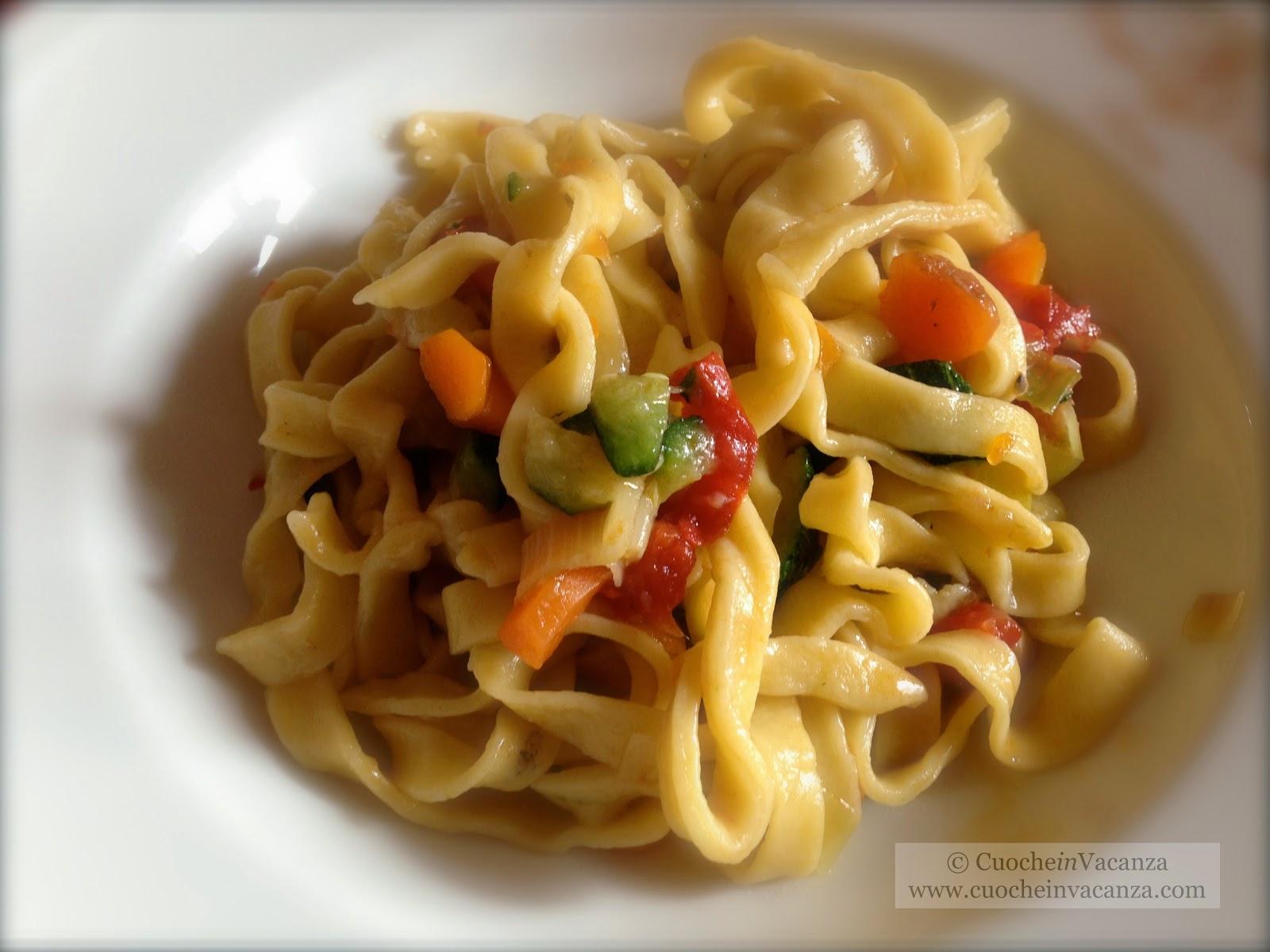 veggie ragu sauce
