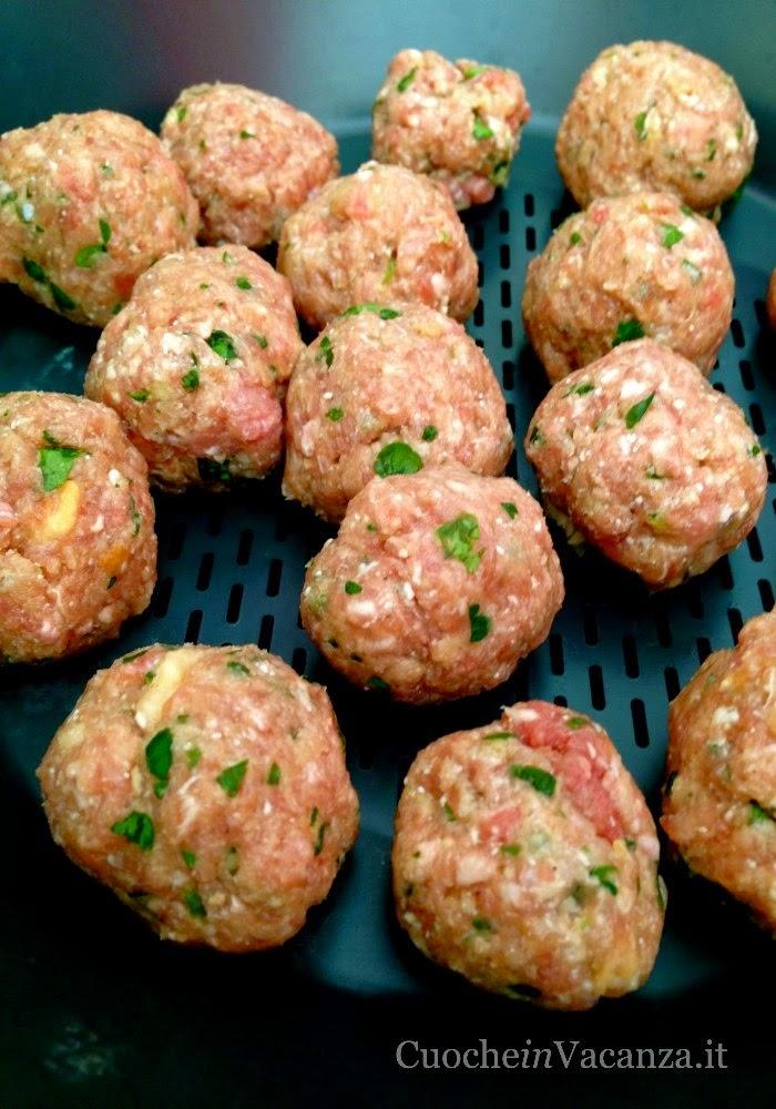 italian meatballs cooking class