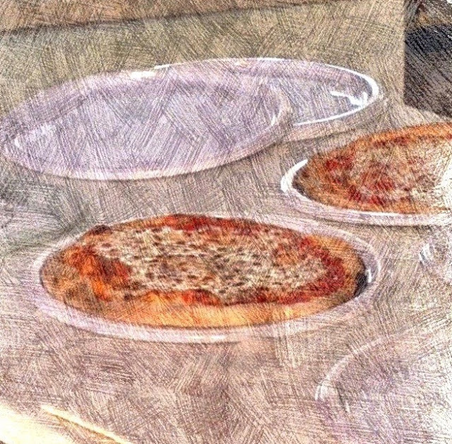 pizza following my granny's tips