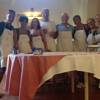lasagne cooking course