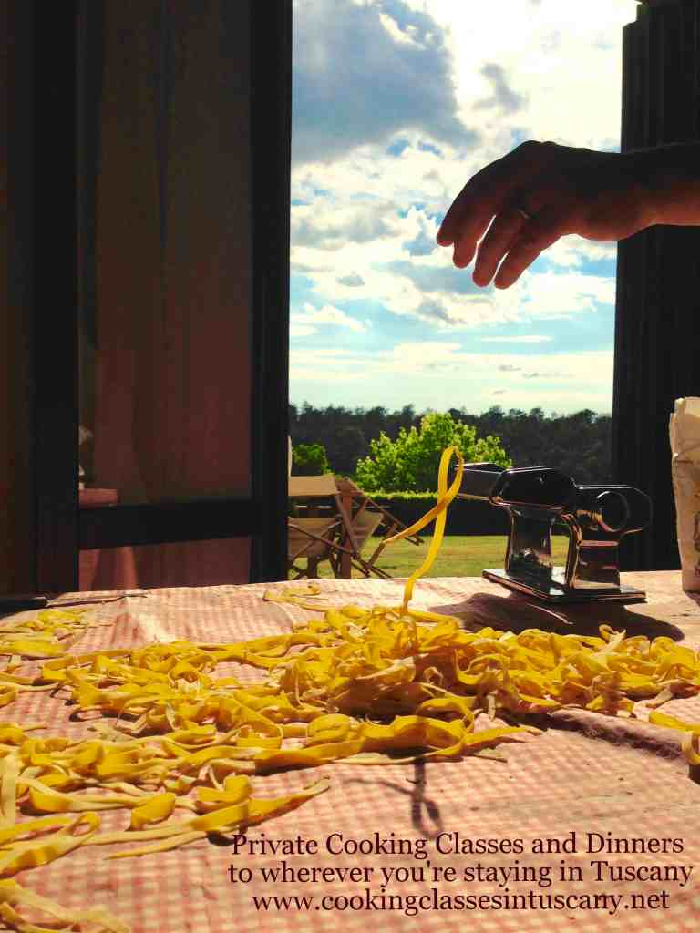 cooking classes to wherever you're staying in tuscany