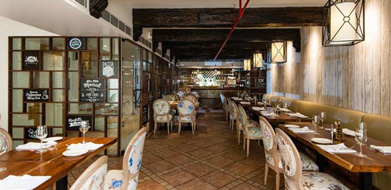 italian experience spago restaurant