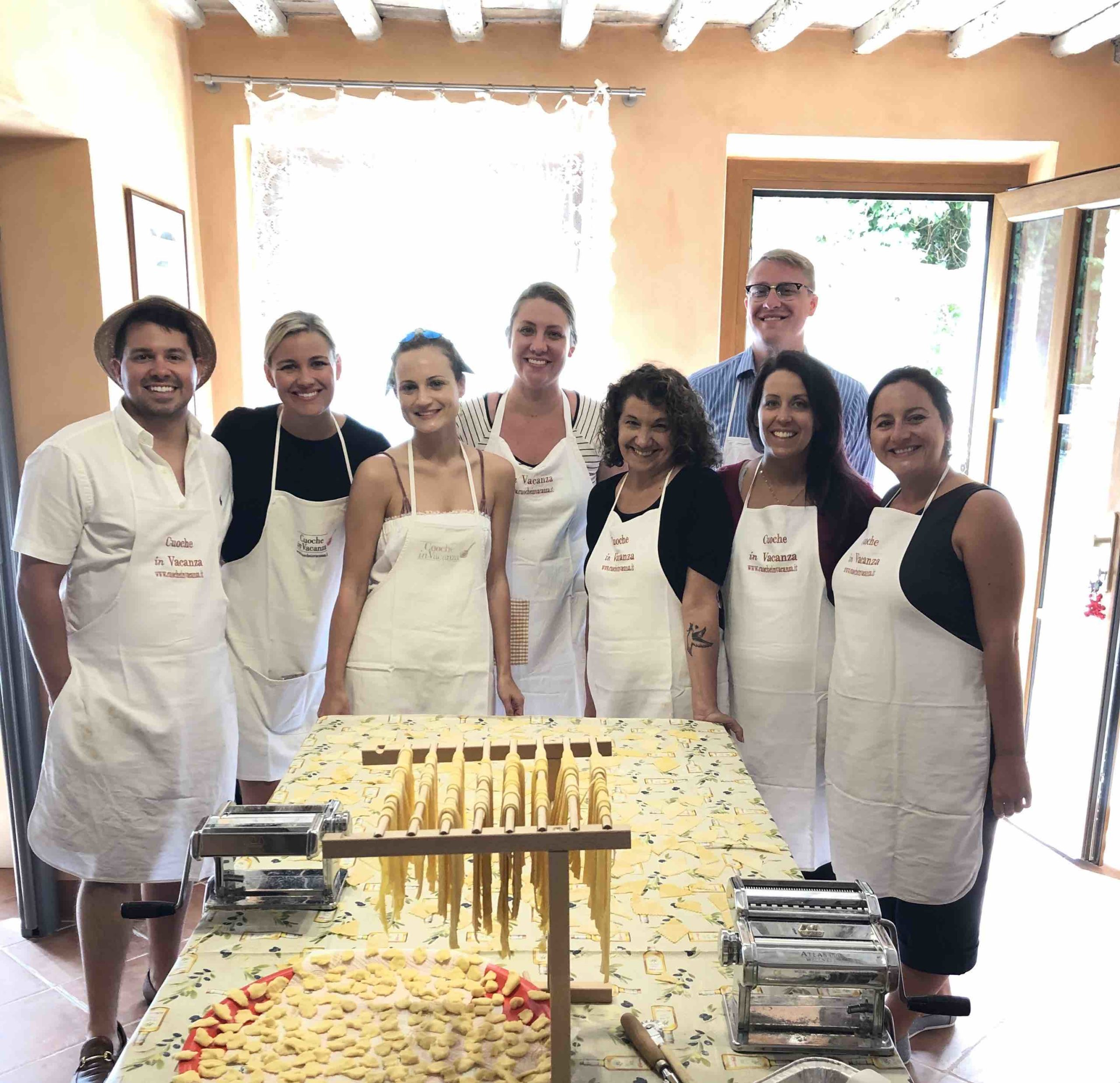 lucca san ginese cooking class