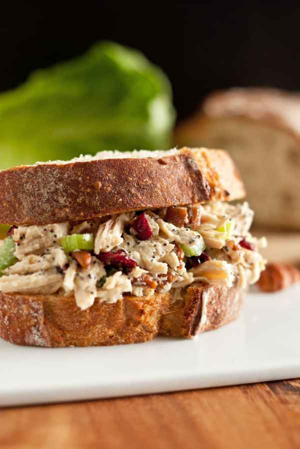 Sonoma Chicken Salad Sandwiches Cooking Classy