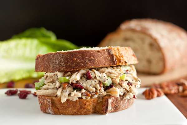 The Best Chicken Salad Sandwich Recipe Cooking Classy