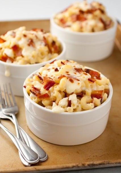 bacon feta mac and cheese2