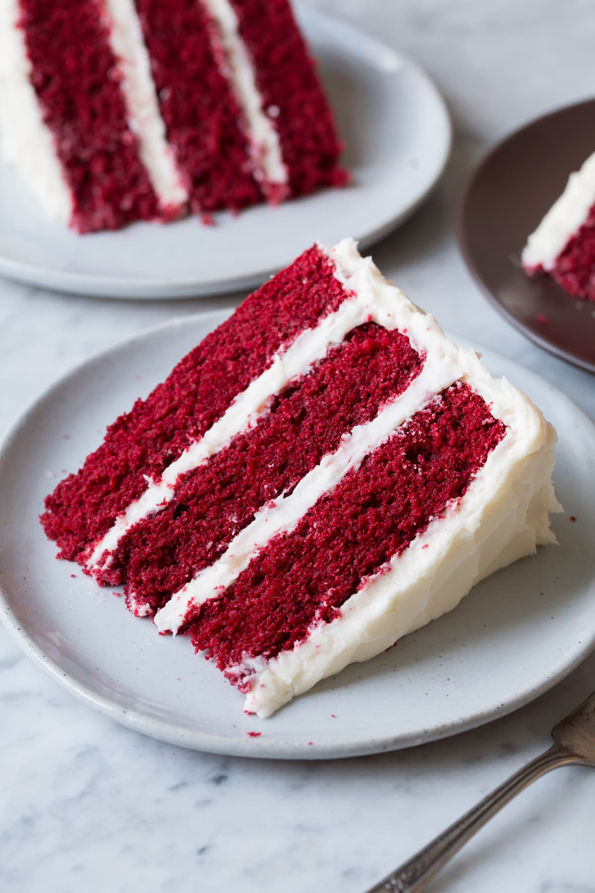 Red Velvet Cake With Cream Cheese Frosting Cooking Classy