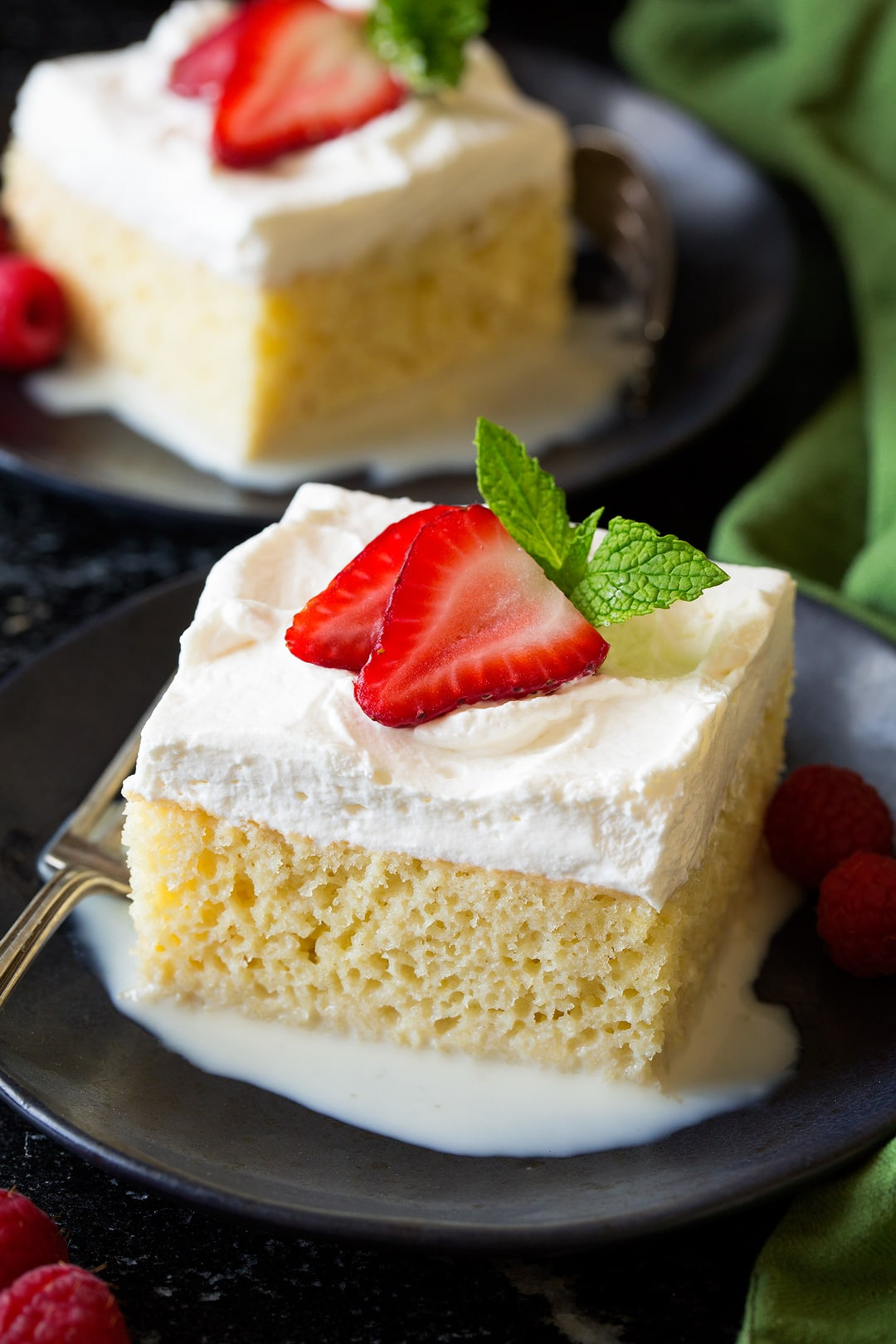 Traditional Butter Cake Recipe