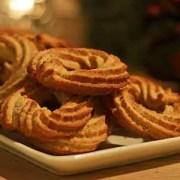 Glutenfri Vaniljekranse Med Fuldkorn Og Masser Af Mandler Cookingclub