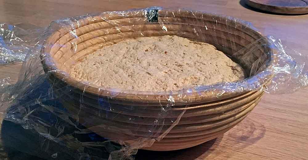 glutenfrit surdejsbrød surdej fuldkorn opskrift